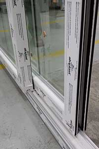 PVC sliding window ID80